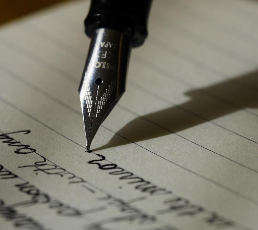 Schreibfeder